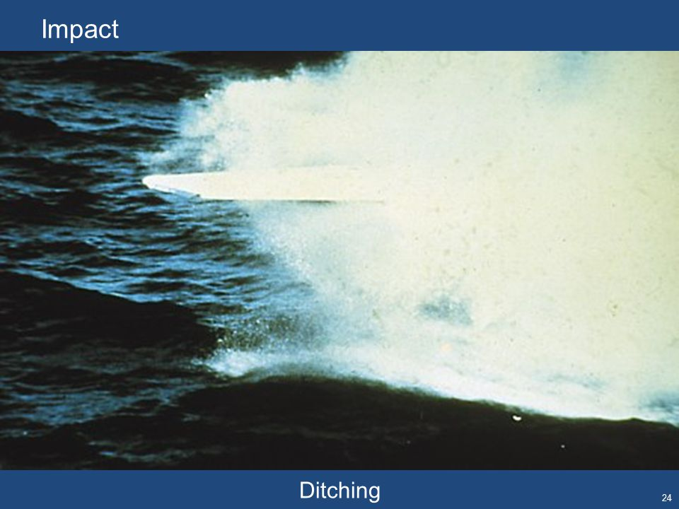 Ditching Coming to Rest 25