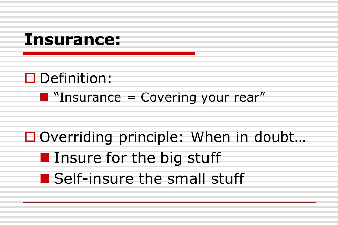 """Absolutely Necessary (Survival) Insure Against """"What If"""" Insurance Protection Emergency Cash Fund Debt Management Retirement Planning Estate Planning"""