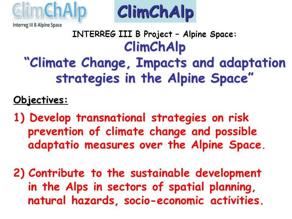 Web-site: www.climchalp.org