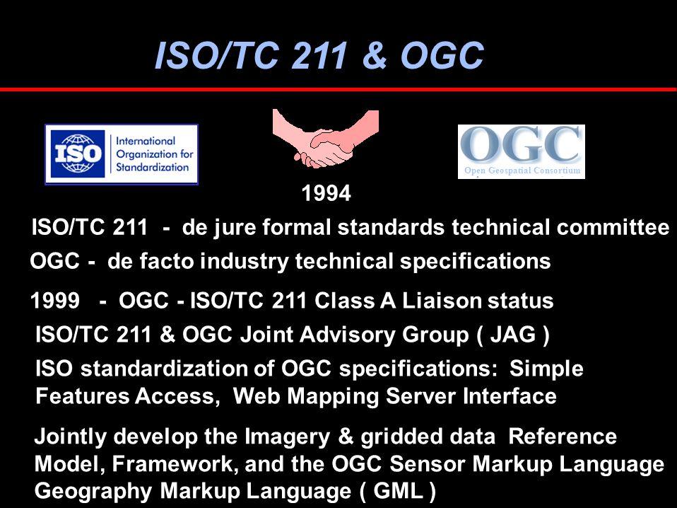 http://www.opengeospatial.org Open Geospatial Consortium ( OGC ) Open Geospatial Consortium