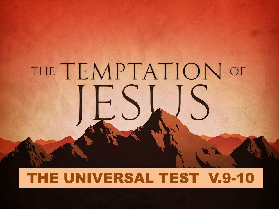 THE UNIVERSAL TEST V.9-10