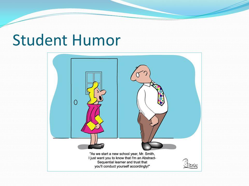 Student Humor