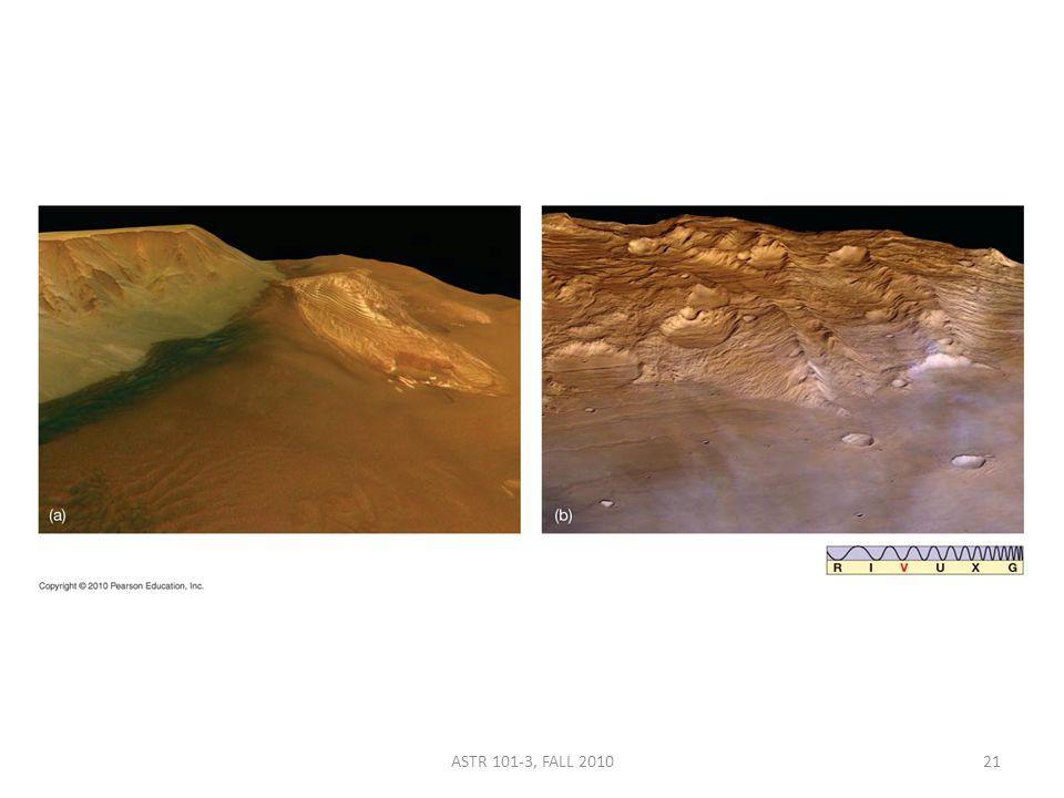 ASTR 101-3, FALL 201021
