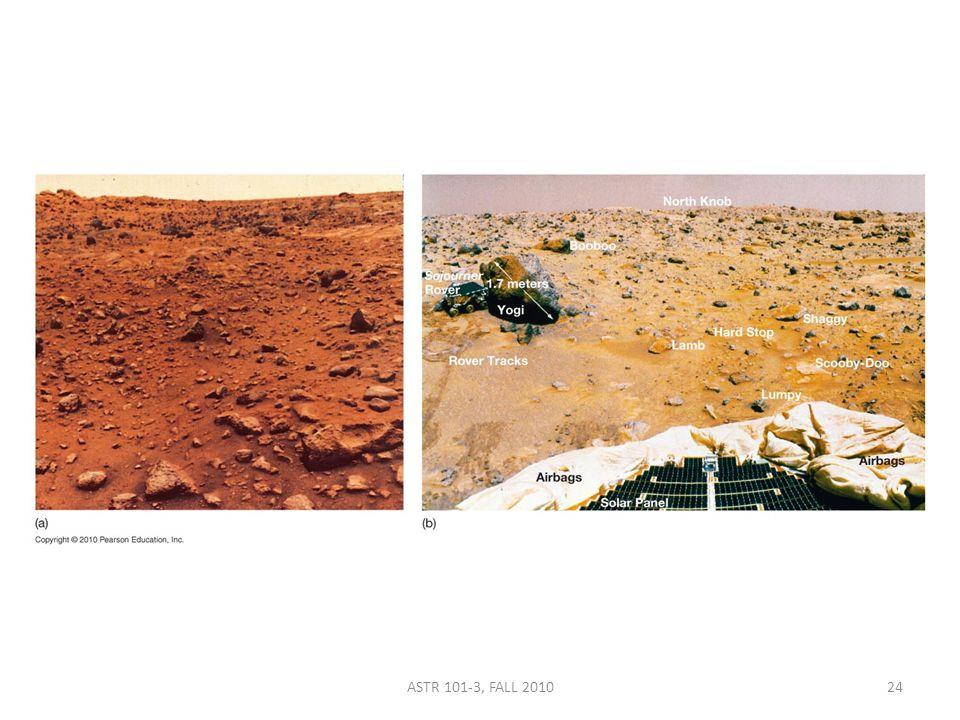 ASTR 101-3, FALL 201024