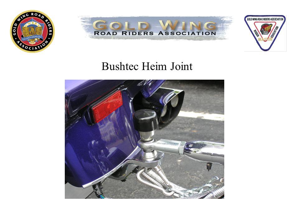 Bushtec Heim Joint