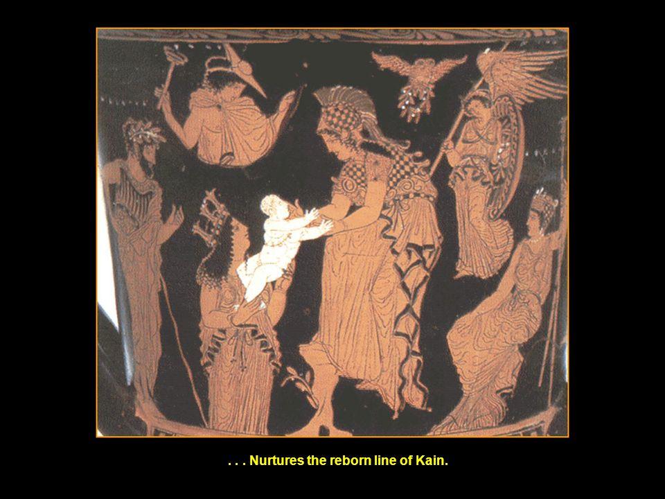 ... Nurtures the reborn line of Kain.