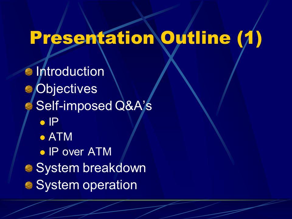 PROKNET: An IP/ATM processor University of Ottawa Rami Abielmona Samer Abielmona Mohamed Abou-Gabal Wael Hermas Dr.