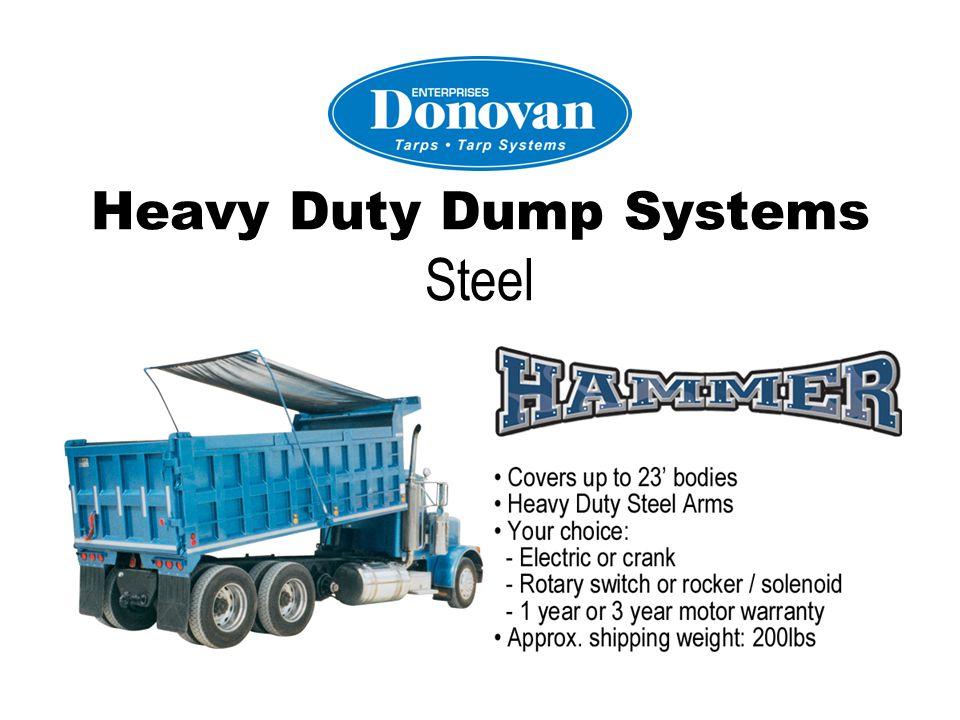 Heavy Duty Dump Systems Steel