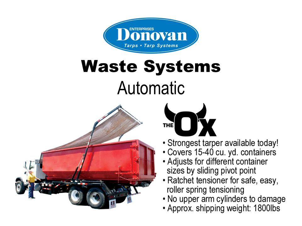 Waste Systems Automatic