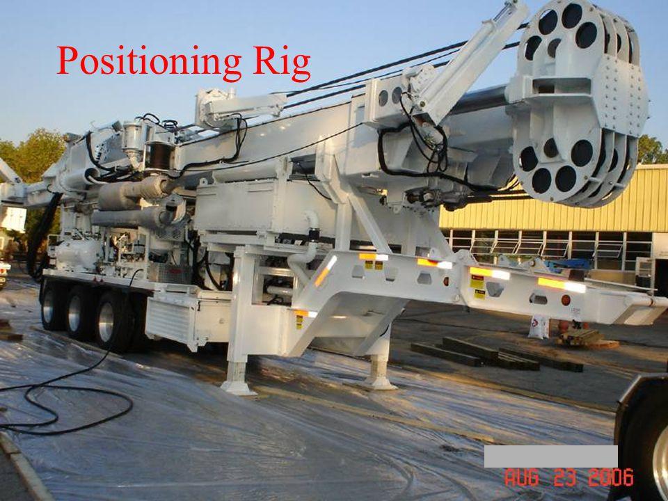 Positioning Rig