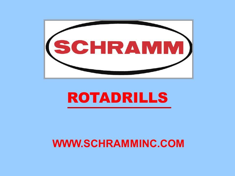 ROTADRILLS WWW.SCHRAMMINC.COM