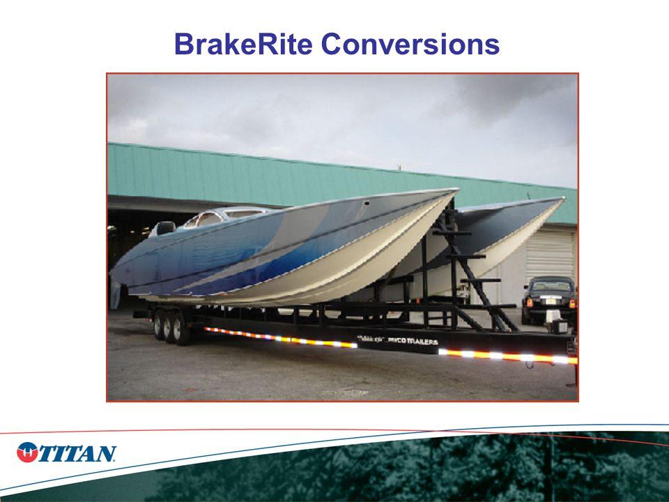BrakeRite Conversions