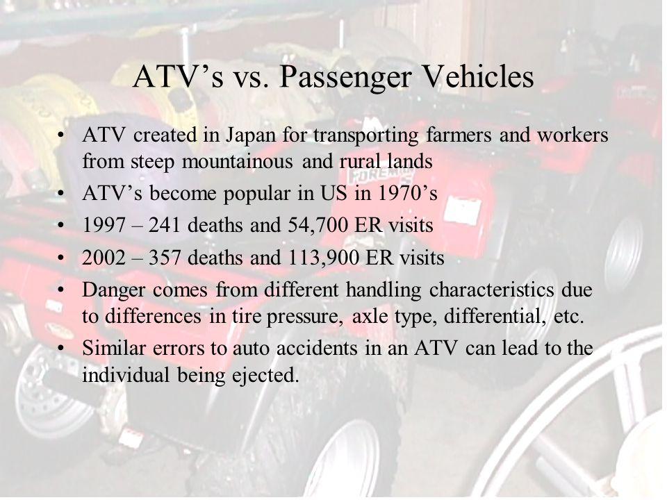 Perception vs.Reaction A driver's response to visual stimuli takes time.