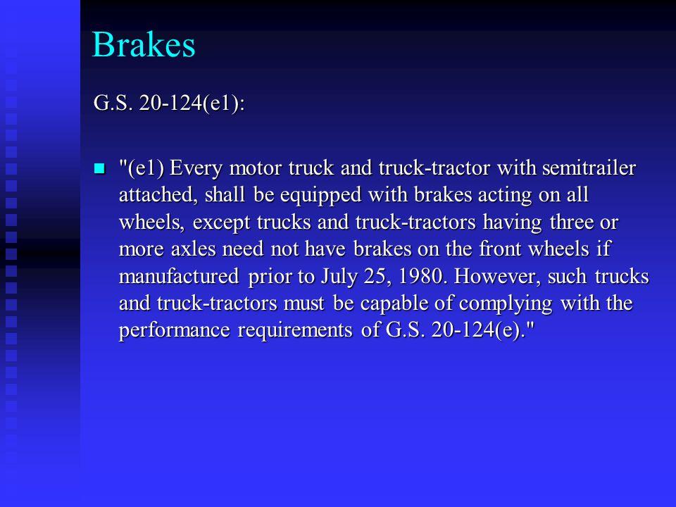 Brakes G.S.