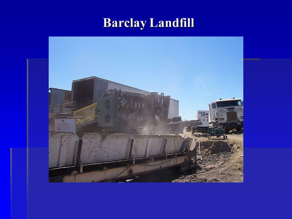 Barclay Landfill