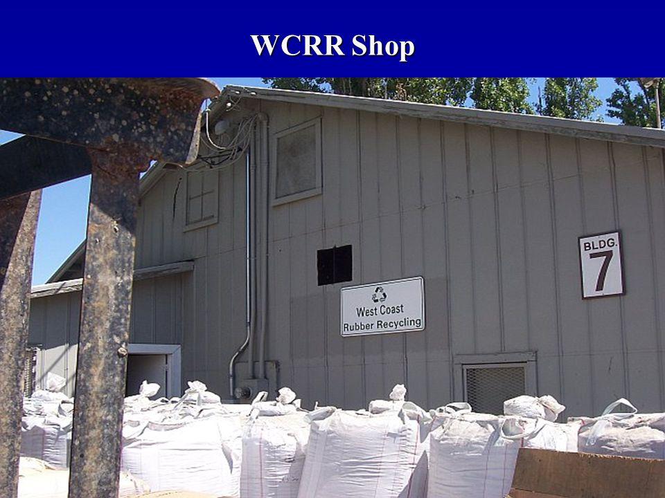 WCRR Shop