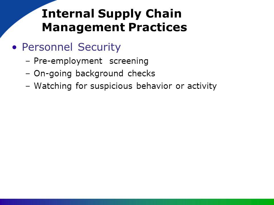 C-TPAT Best Practices For more C-TPAT best practices, look for the C-TPAT Best Practices Catalog at http://www.cbp.gov/xp/cgov/import/commerc ial_enforcement/ctpat/
