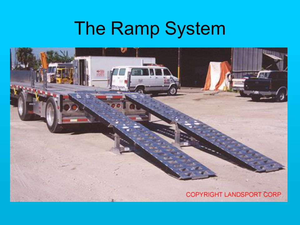 The Ramp System