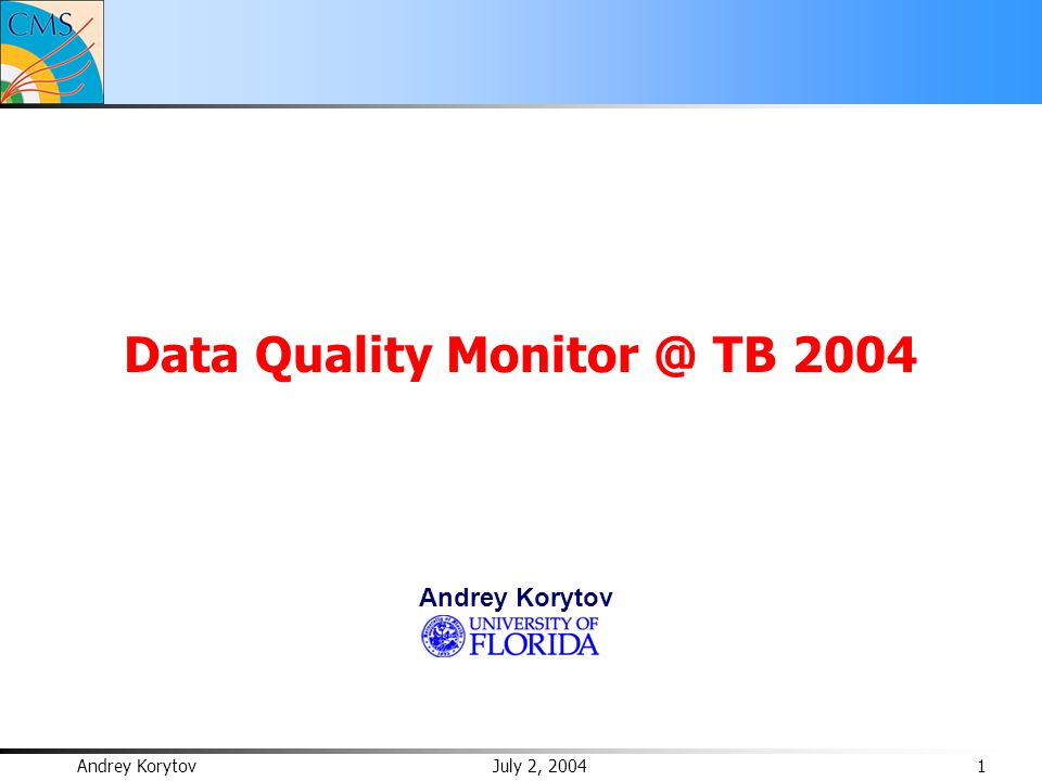 Andrey Korytov July 2, 2004 12 Binary Examiner: we need unique ALCT/CLCT Headers ---------------------------------------------------------- Active DAV MOVLP DDU Header Occurrence 316 DMB=10 0 0 0 00010 { }; 00010 00010 00000 DMB=01 1 1 1 00100 { }; 00100 00100 00000 DMB=03 1 1 1 01100 { }; 01100 01100 00000 DMB=08 1 1 1 00110 { }; 00110 00110 00000 DDU Trailer Occurrence 316 ---------------------------------------------------------- DDU Header Occurrence 35146 DMB=10 0 0 0 00110{ }; 00110 00110 00000 DMB=01 1 1 1 00100{ }; 00100 00100 00000 DMB=03 1 1 1 01100 { }; 01100 01100 00000 DMB=08 1 1 1 00010 { }; 00010 00010 00000 DDU Trailer Occurrence 35035 ----------------------------------------------------------