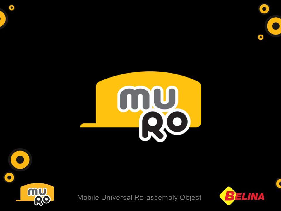 Zatvoreni objekt u manje od 5 minuta ! Mobile Universal Re-assembly Object