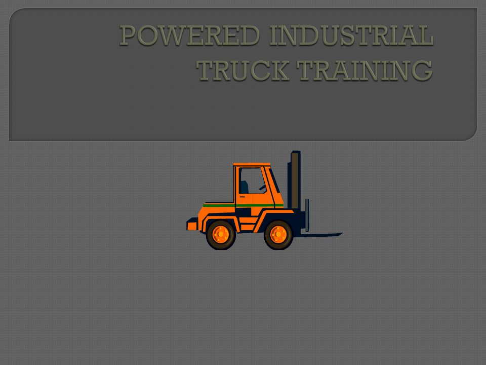 – Explain the importance of forklift safety procedures.
