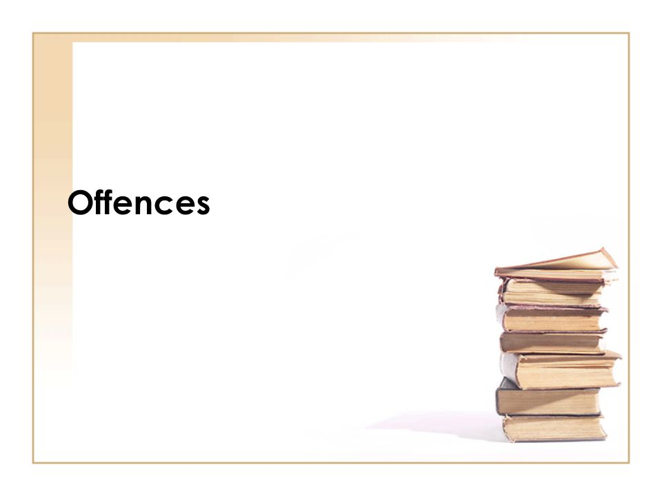 Sec 89 Reg 333 One year imprisonment is equal to R 20 000 Different provisions for different offences
