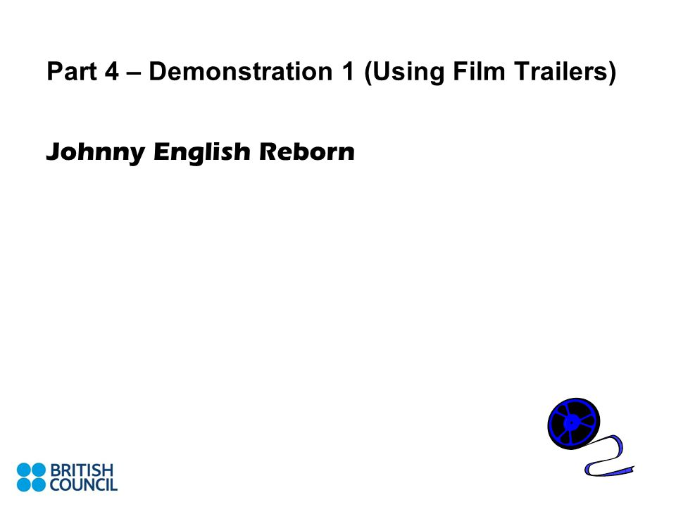 English Johnny Reborn. What does 'reborn' mean. Is this the first Johnny English film.