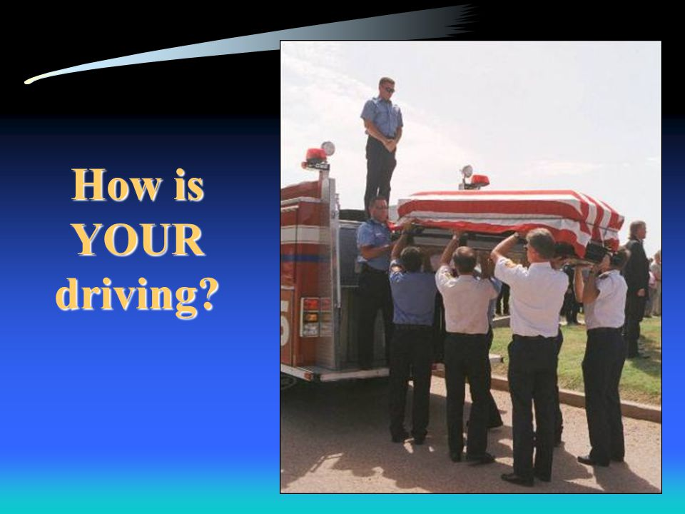 Basic Concepts of Defensive Driving Anticipate others reactions Visual lead time Braking and reaction time