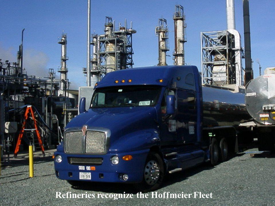 Hoffmeier custom-built trailer with spill containment