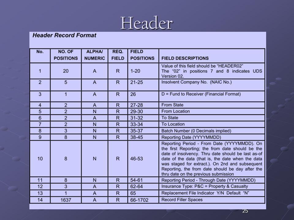 25Header
