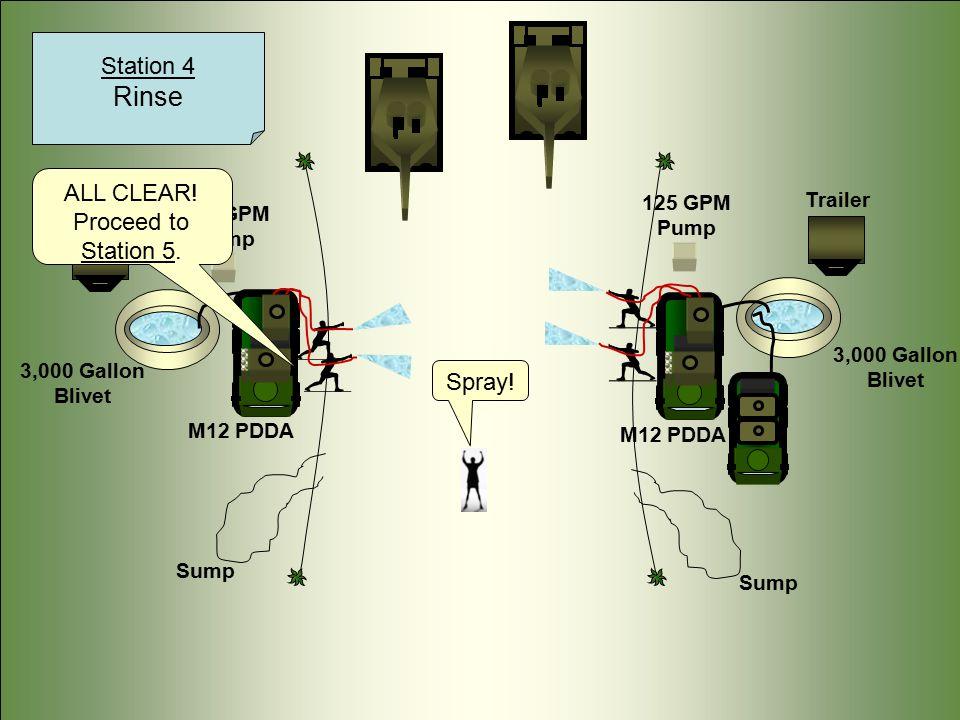 125 GPM Pump Trailer Sump 3,000 Gallon Blivet 125 GPM Pump Trailer 3,000 Gallon Blivet M12 PDDA Sump Spray.