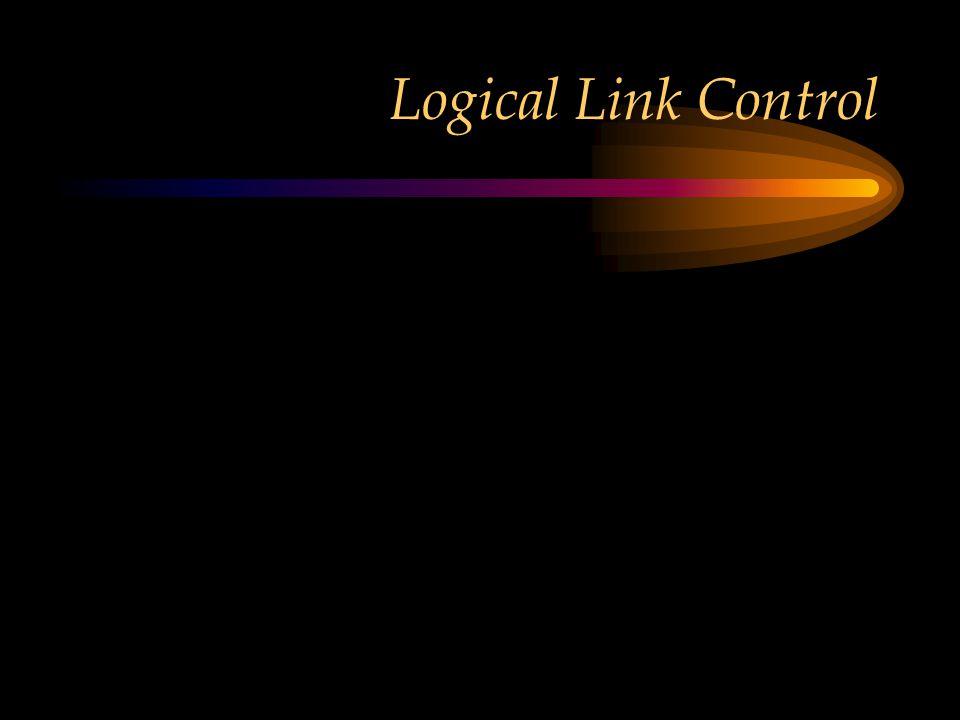 Logical Link Control