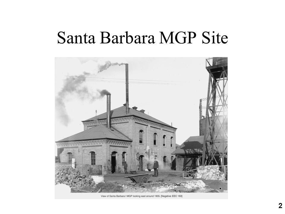 2 Santa Barbara MGP Site