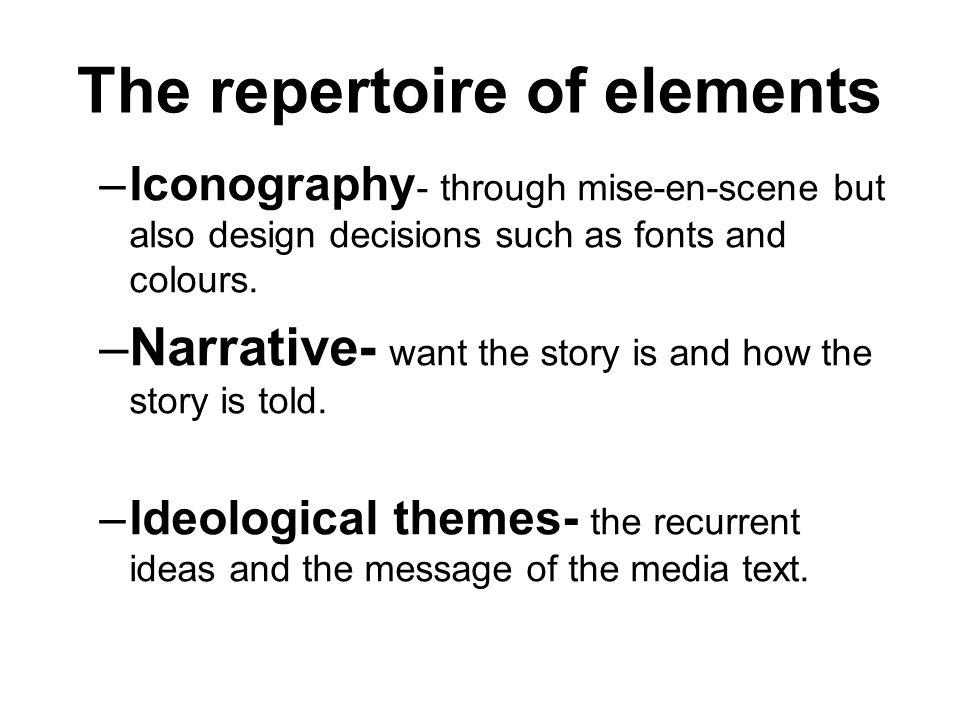 Analysing conventions Look at these professional and student examples.
