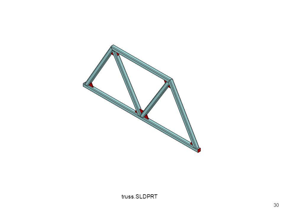 30 truss.SLDPRT