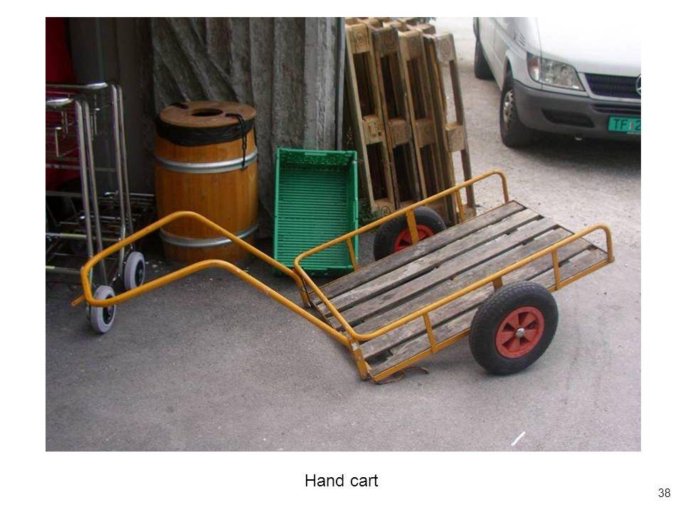 38 Hand cart