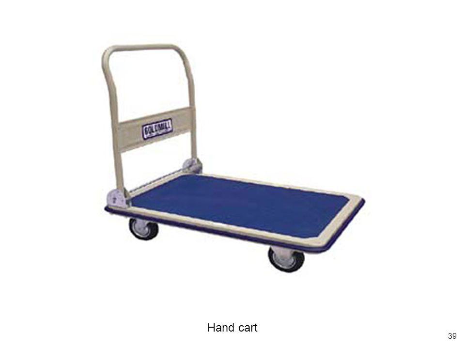 39 Hand cart