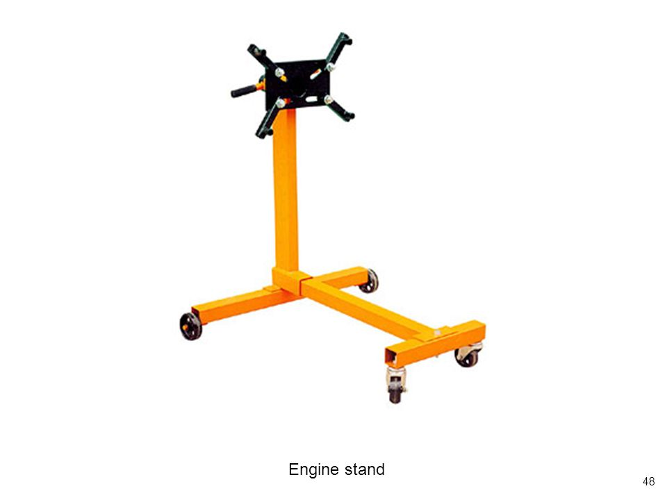 48 Engine stand