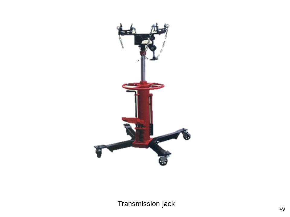 49 Transmission jack