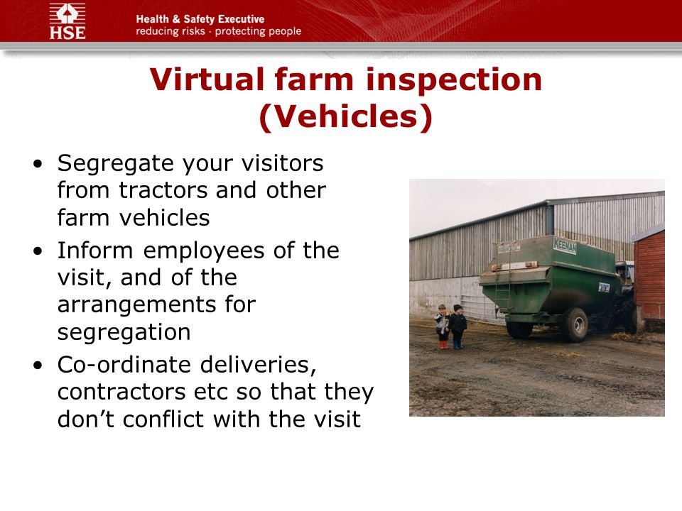 Virtual farm inspection (vehicles) Leaving cab doors unlocked and keys in the ignition is a recipe for disaster.