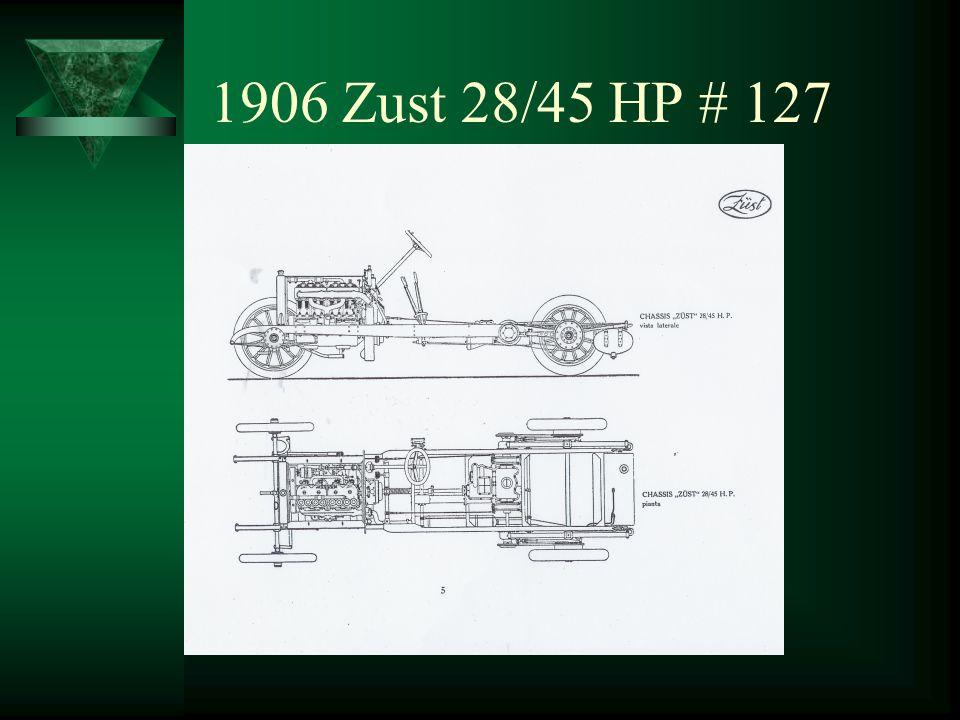 1906 Zust 28/45 HP # 127