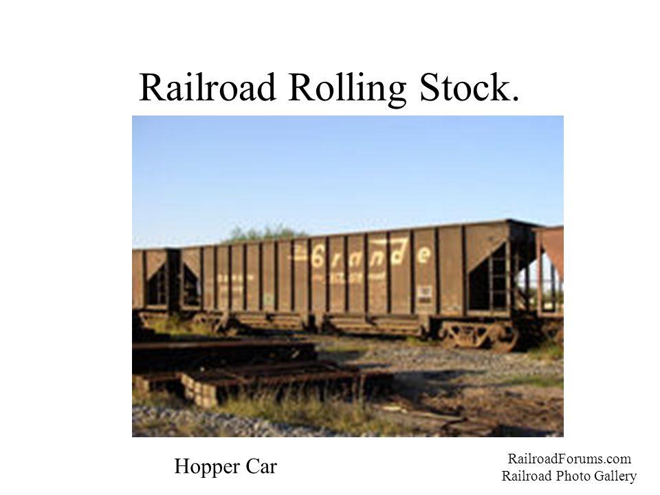 RailroadForums.com Railroad Photo Gallery Hopper Car
