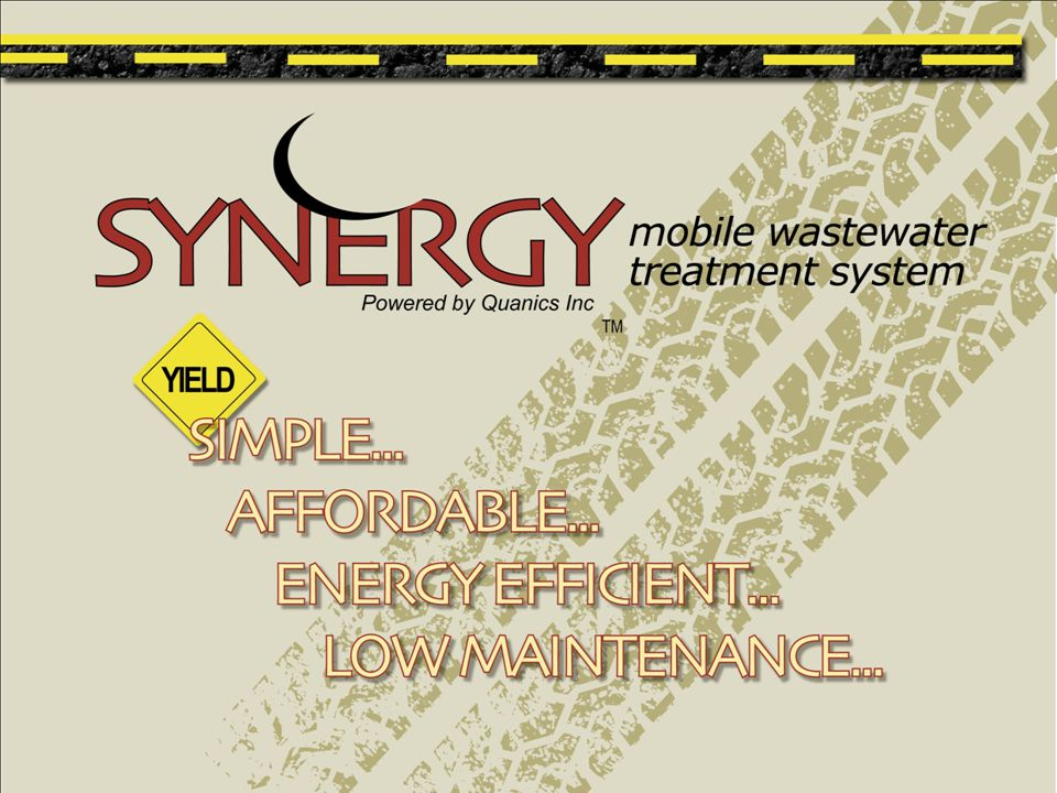 The SYNERGY system from Quanics Inc.