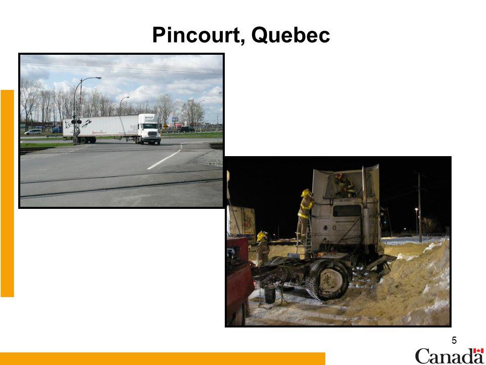 5 Pincourt, Quebec