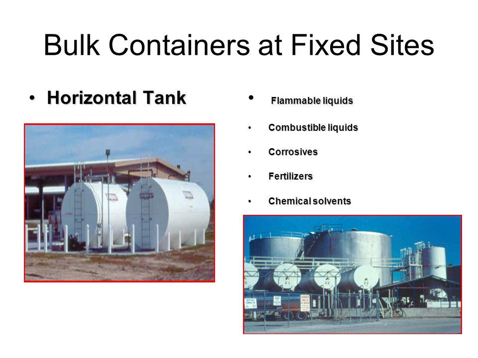 Storage Facilities Emergencies Storage facilities present great hazards to the firefighter.