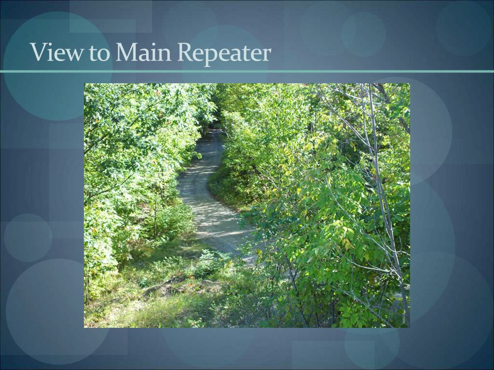 Main Repeater