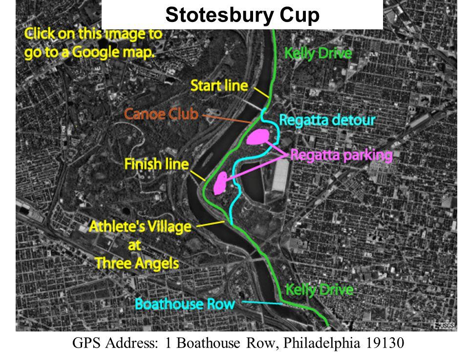 Stotesbury Cup Logistics Lodging: Wyndham Hotel, Mt.