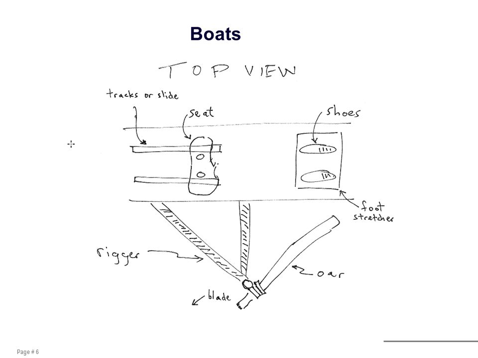 Page # 6 Boats