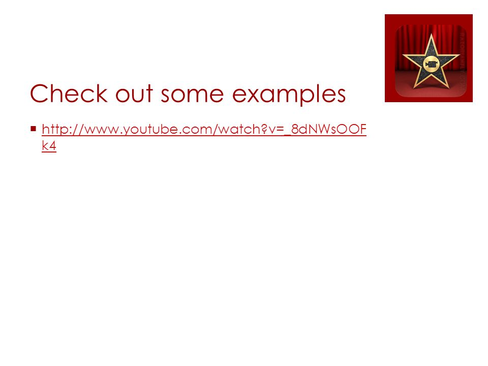 Check out some examples  http://www.youtube.com/watch v=_8dNWsOOF k4 http://www.youtube.com/watch v=_8dNWsOOF k4