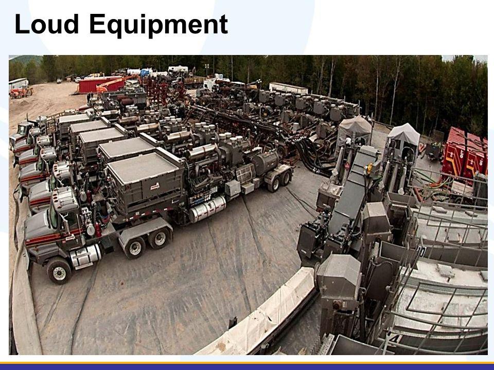 Loud Equipment